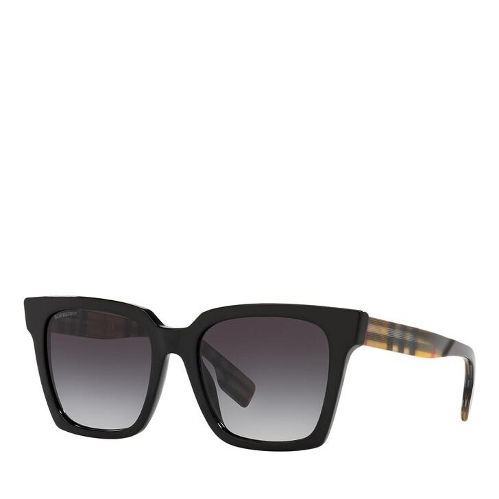 Sonnenbrille, Burberry, 0BE4335 BLACK