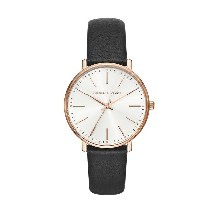 Uhr, Michael Kors, MK2834 Pyper Ladies Leathers Watch Roségold