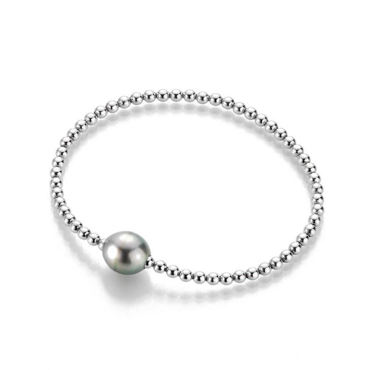 Armreif, Gellner Urban, Bracelet Cultured Tahiti Pearls Silver