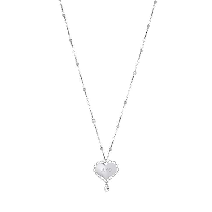 Kette, LIU JO, NECKLACE PASSION Silver