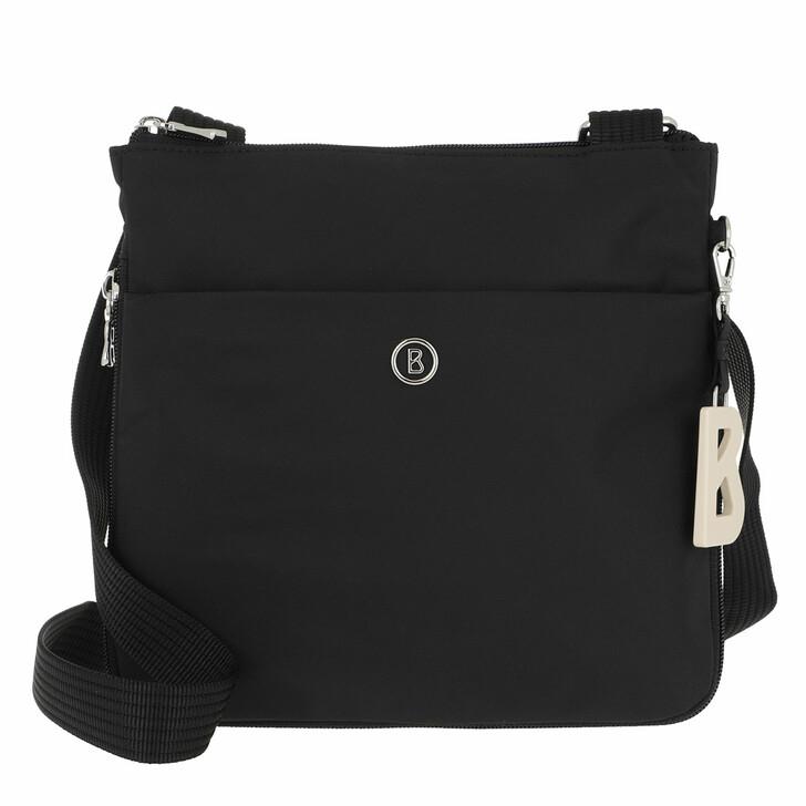 bags, Bogner, Verbier Serena Shoulderbag Black