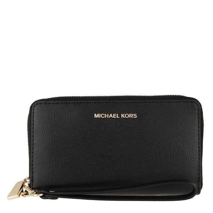 smart_cases, MICHAEL Michael Kors, Flat Phone Case Black