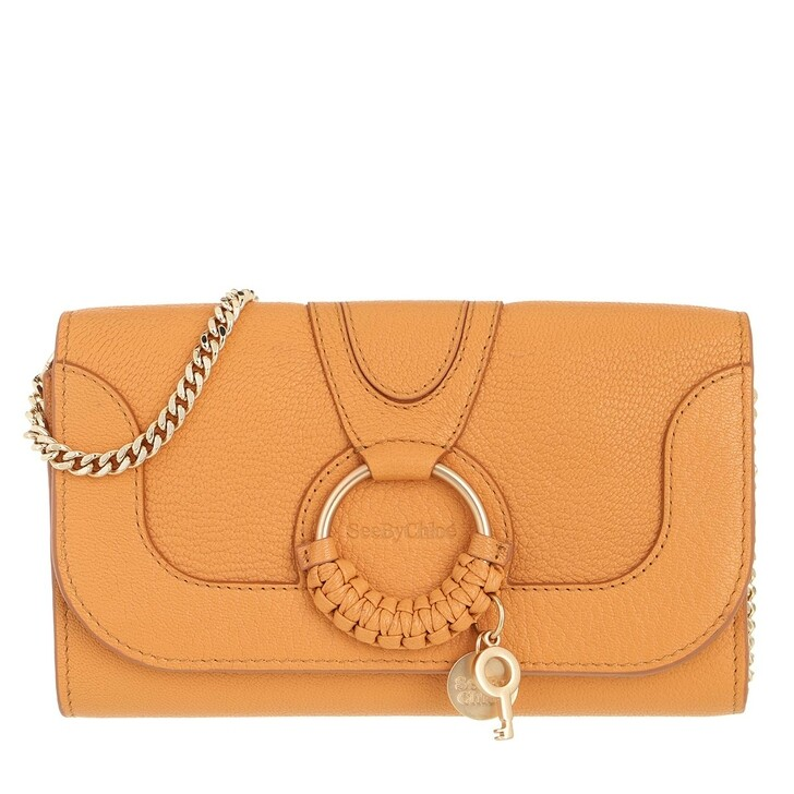 Handtasche, See By Chloé, Hana Wallet On Chain Blushy Pink