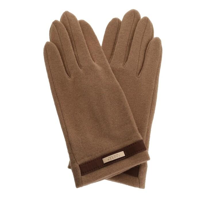 gloves, Lauren Ralph Lauren, Belted Glove Classic Camel