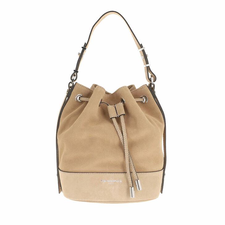 bags, The Kooples, Tina Daim Bucket Beige