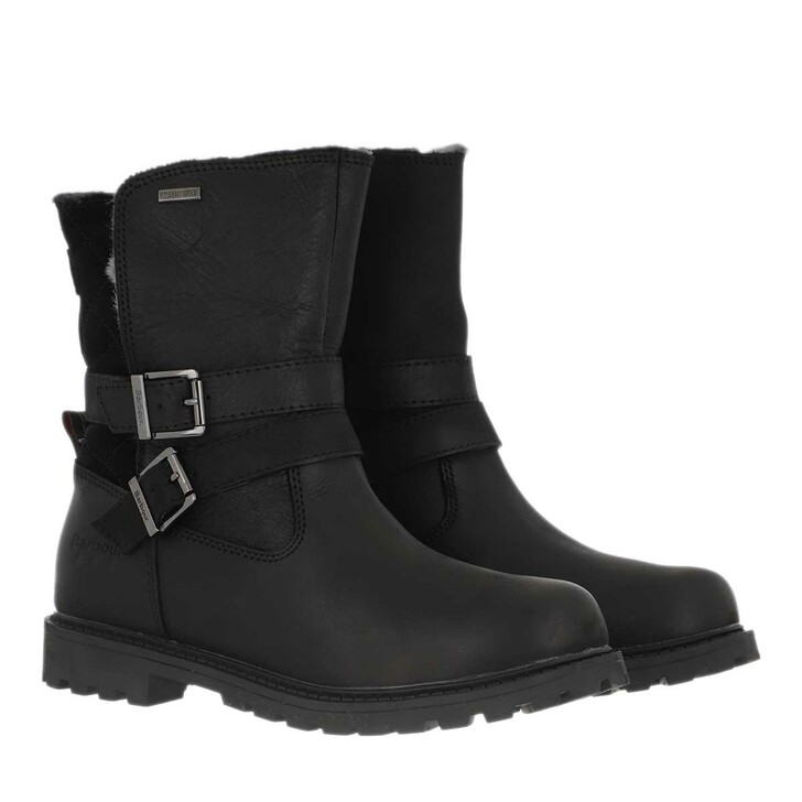 Schuh, Barbour, Sycamore Boot Black