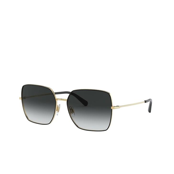 Sonnenbrille, Dolce&Gabbana, 0DG2242 Gold/Black