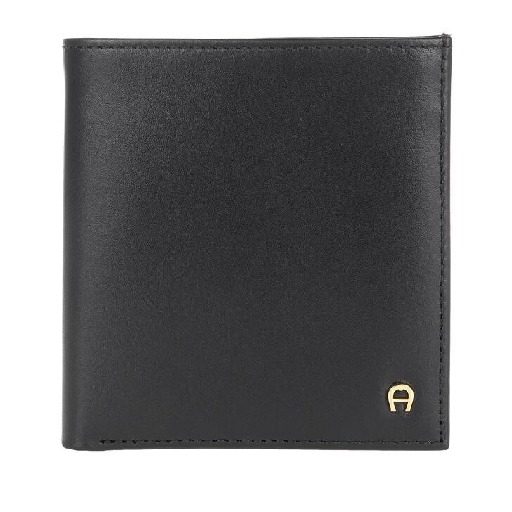 Geldbörse, AIGNER, Daily Basis Wallet Black