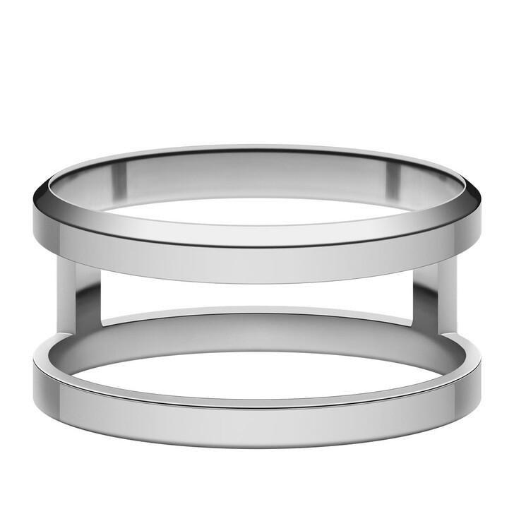 Ring, Daniel Wellington, Elan Dual Ring Silver