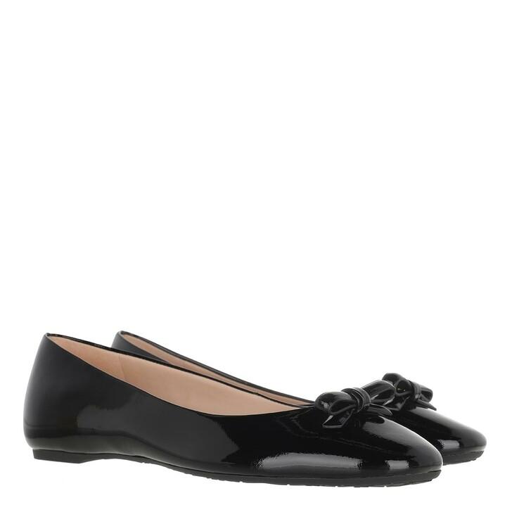 Schuh, Kate Spade New York, Kiersten Bow Slipper  Black