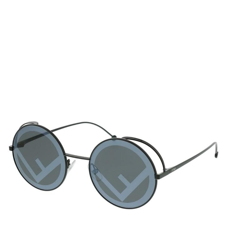 Sonnenbrille, Fendi, FF 0343/S Sunglasses Black