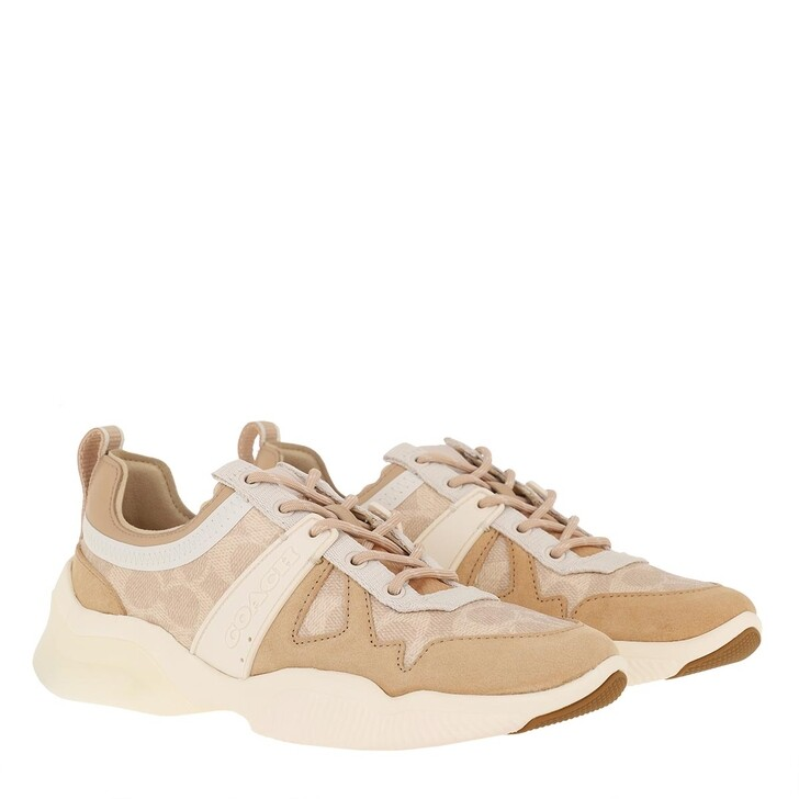 shoes, Coach, Citysole Runner Sneaker Sand/Beechwood