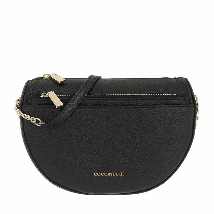 bags, Coccinelle, Mini Bag Mini Bag Bottalatino Leather Noir