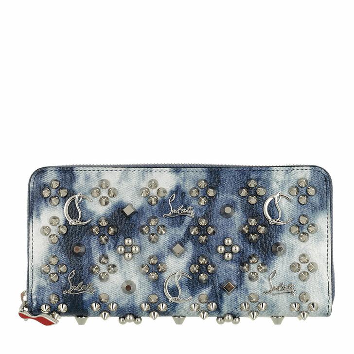 wallets, Christian Louboutin, Wallet Multi/Silver