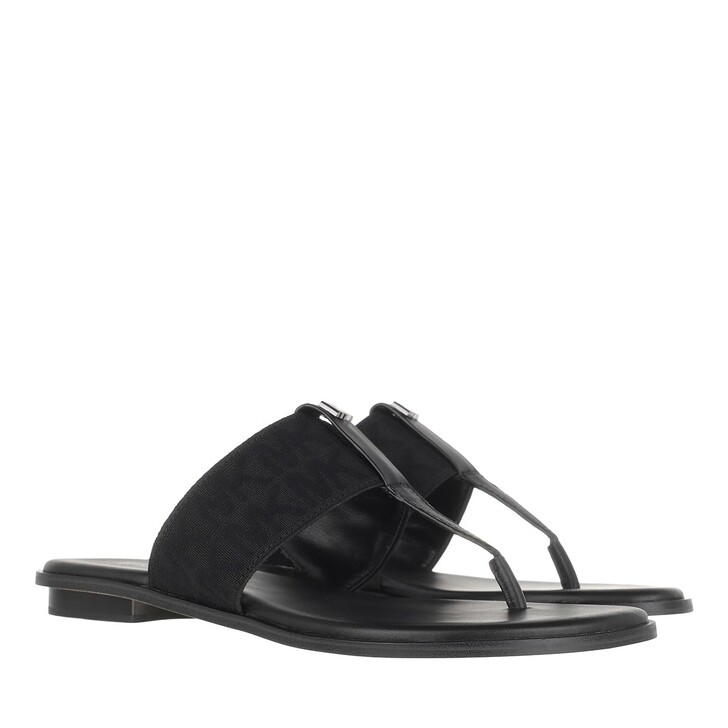 Schuh, MICHAEL Michael Kors, Verity Thong Sandal Black