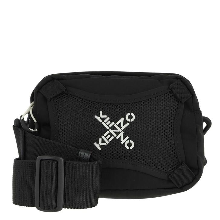 Handtasche, Kenzo, Crossbody Bag Black