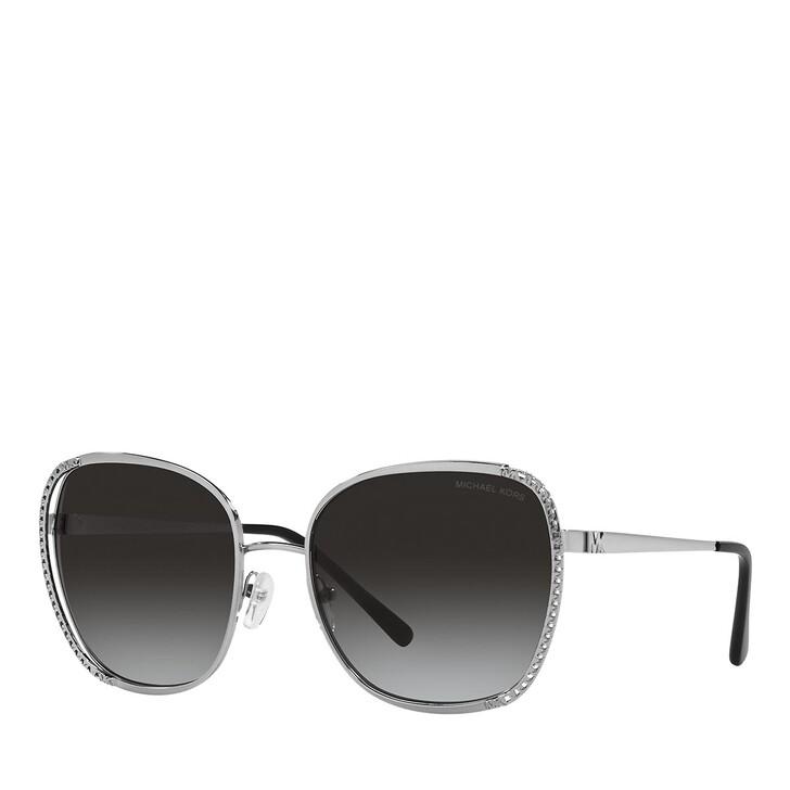 Sonnenbrille, Michael Kors, 0MK1090 SILVER