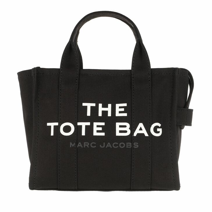 bags, Marc Jacobs, The Mini Traveller Tote Bag Black