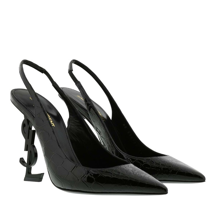 Schuh, Saint Laurent, YSL Opyum 110 Pumps Nero
