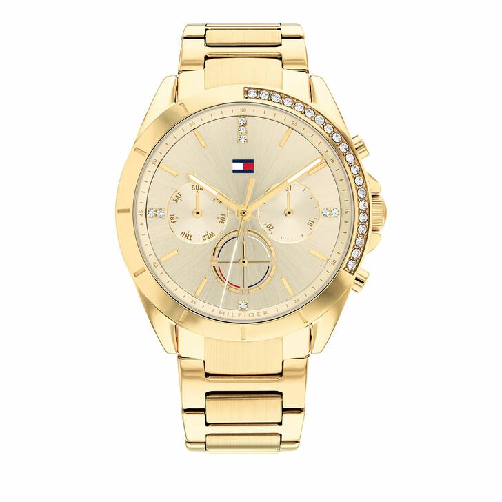 watches, Tommy Hilfiger, Watch Sport Gold