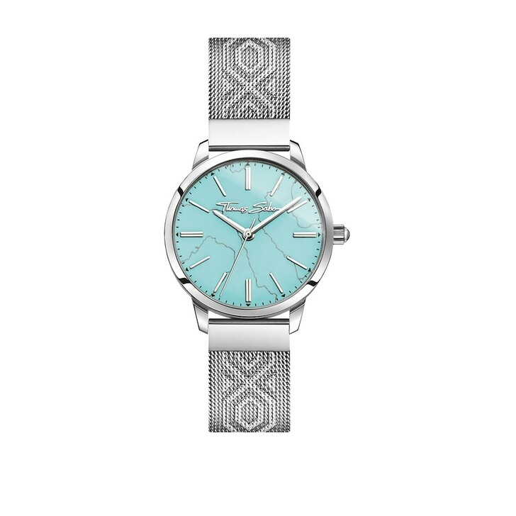 Uhr, Thomas Sabo, Arizona Spirit Turquoise Watch Silver