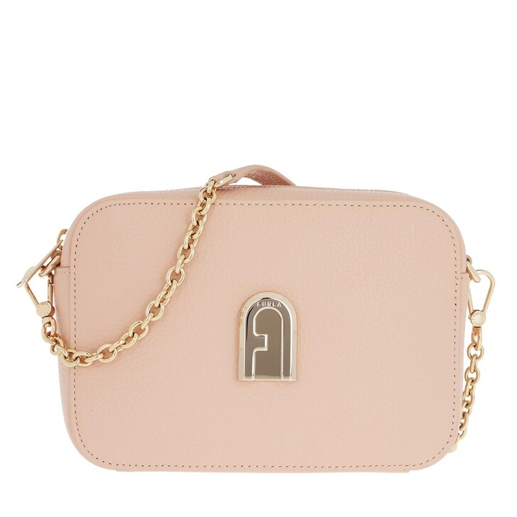 Handtasche, Furla, Sleek Mini Camera Case Ballerina