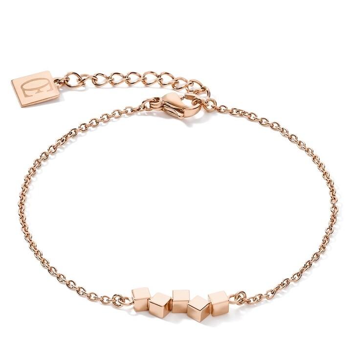 bracelets, COEUR DE LION, Bracelet Rose Gold