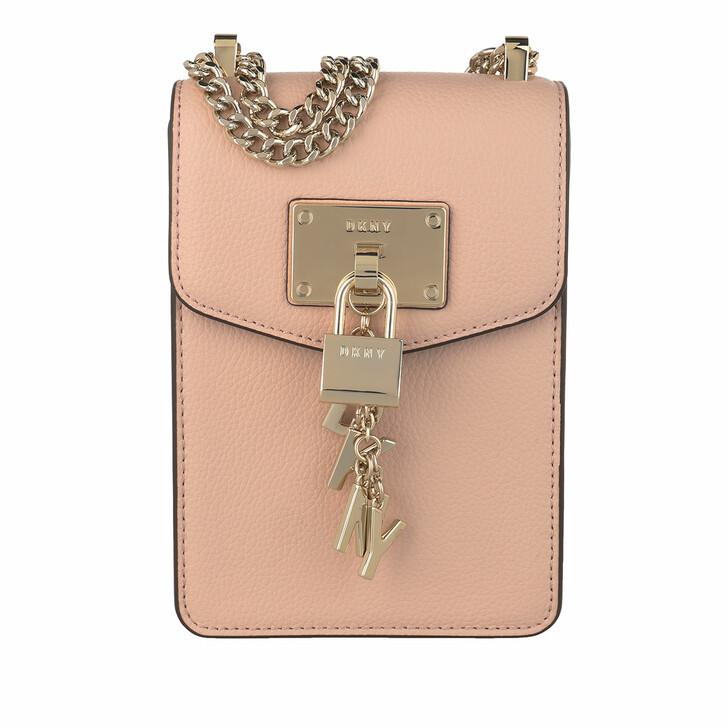 Handtasche, DKNY, Elissa  N/S Crossbody Cashmere