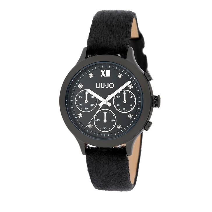 Uhr, LIU JO, TLJ1827 Hoda Quartz Watch Black