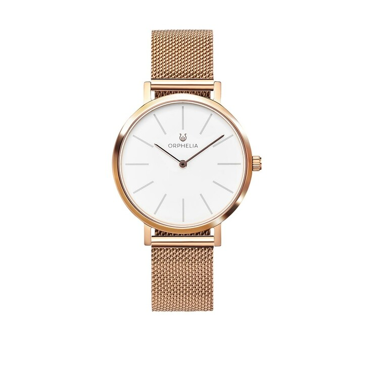 watches, Orphelia, Ladies Analogue Watch Felicity Rose Gold
