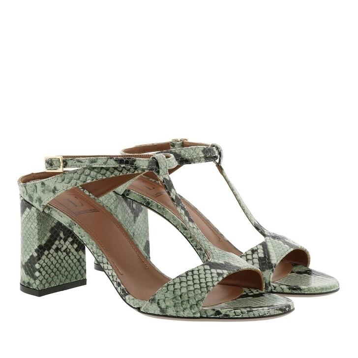 Schuh, L´Autre Chose, Diamont Heel Sage Green