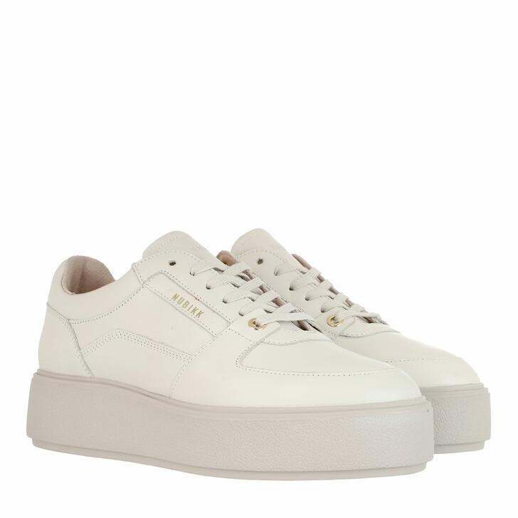 shoes, Nubikk, Elise Bloom Sneaker Leather Desert
