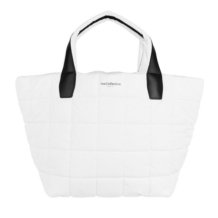 bags, VeeCollective, Porter Tote Medium Marshmellow