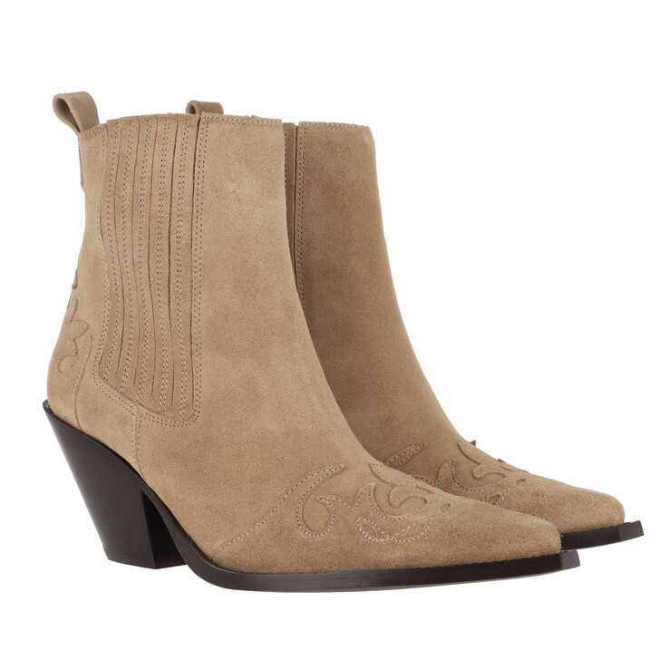 shoes, Toral, Ankle Boots Sand