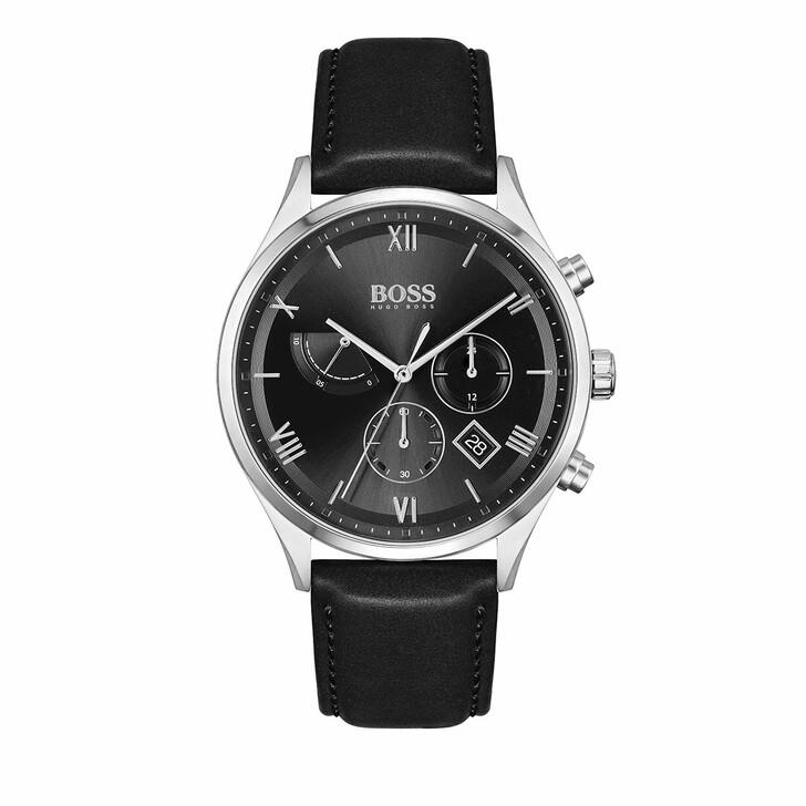 watches, Boss, Watch Gallant Black