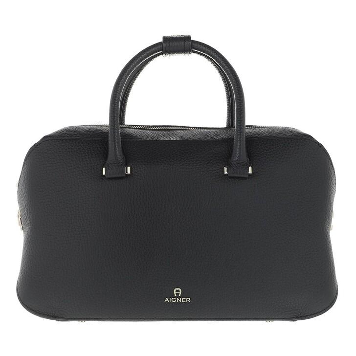 bags, AIGNER, Handle Bag Ink