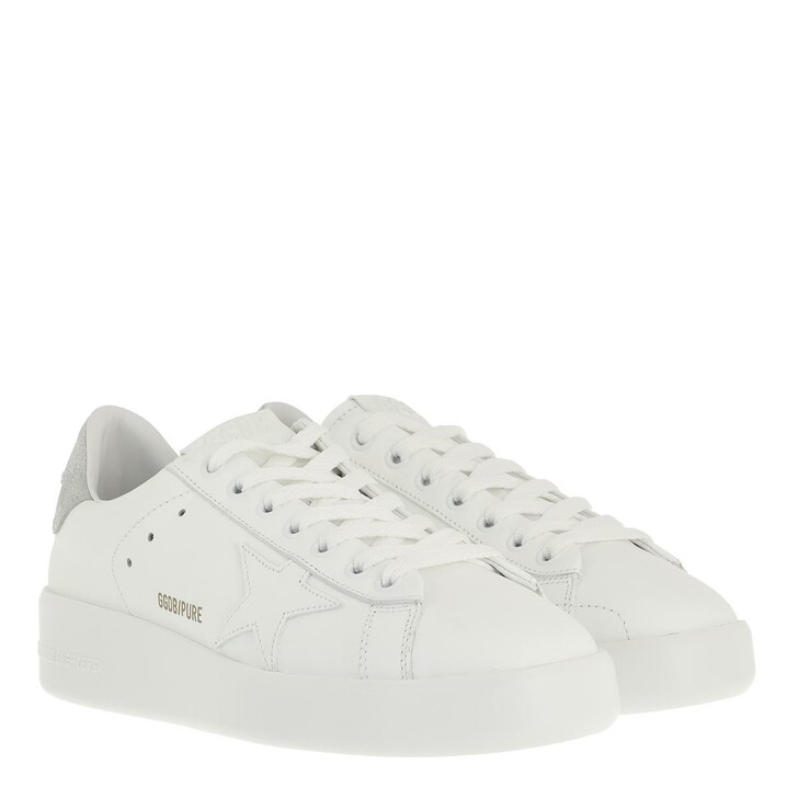 shoes, Golden Goose, Purestar Low Sneakers White