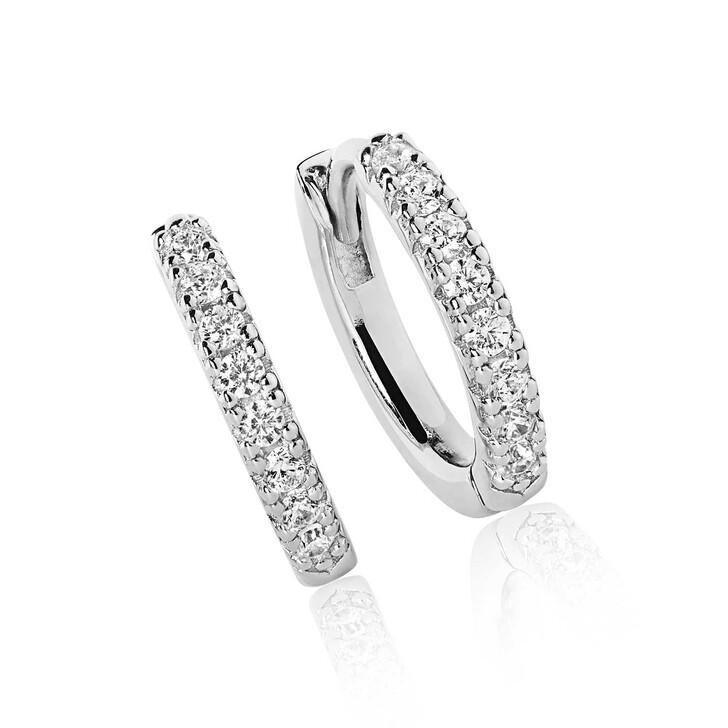 earrings, Sif Jakobs Jewellery, Ellera Earrings Medio Sterling Silver 925
