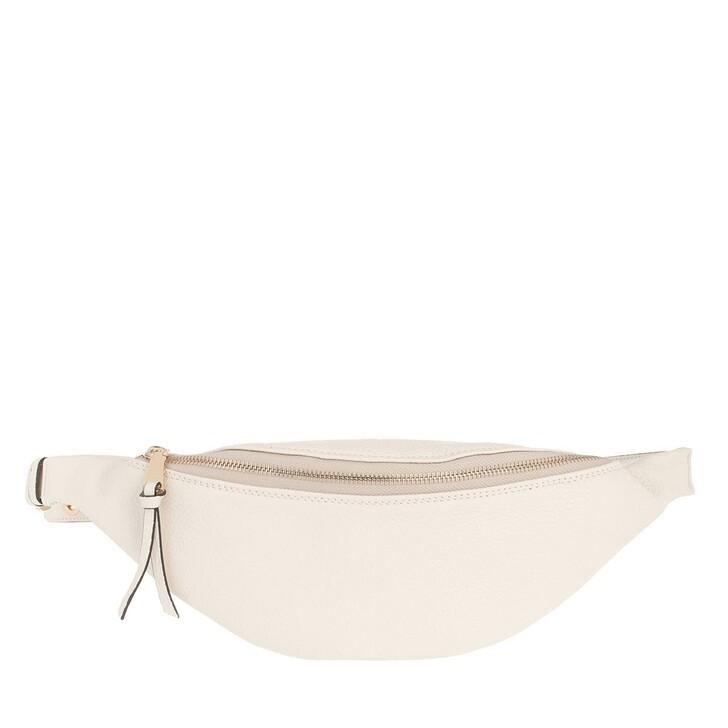 bags, Abro, Adria Belt Bag Linna Ivory