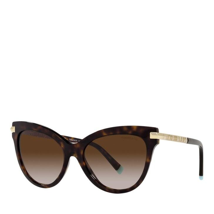 sunglasses, Tiffany & Co., 0TF4182 Havana