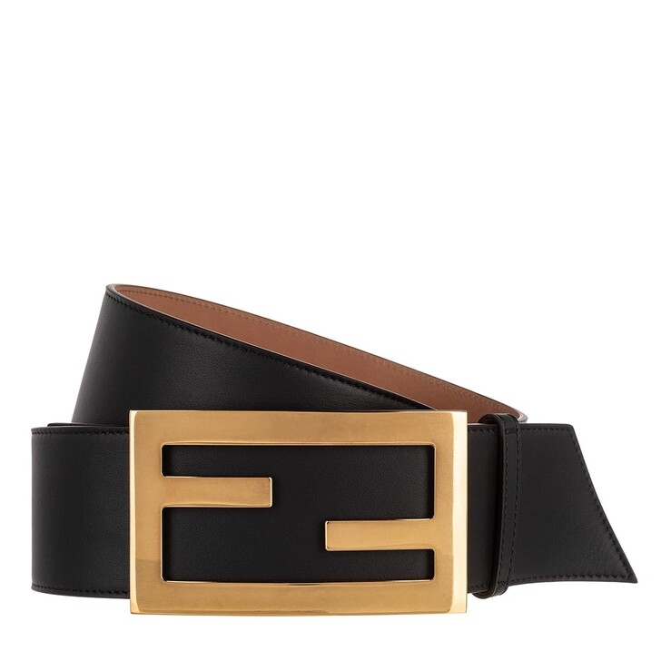 Gürtel, Fendi, Belt Black