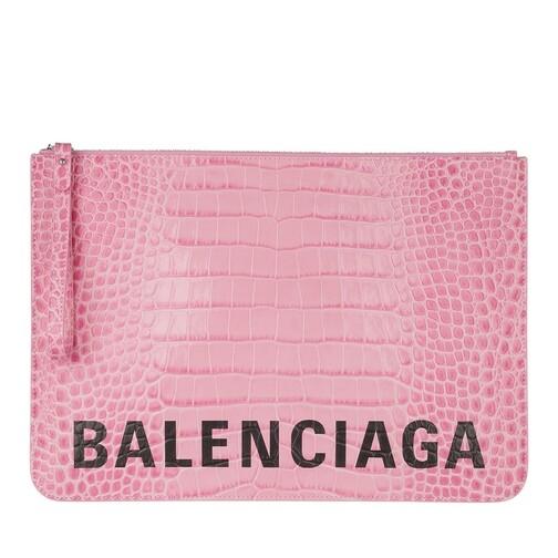 balenciaga -  Clutches - Clutch - in pink - für Damen