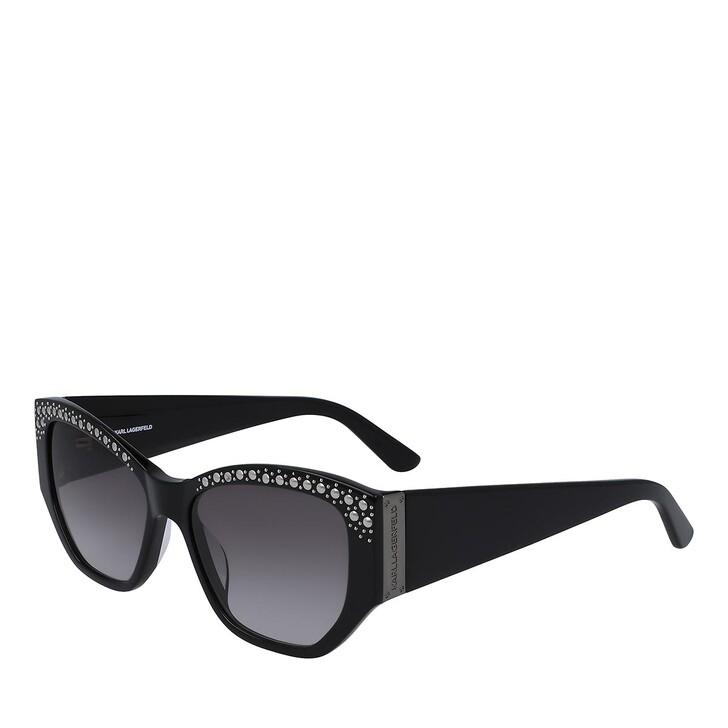 sunglasses, Karl Lagerfeld, KL6040ST BLACK