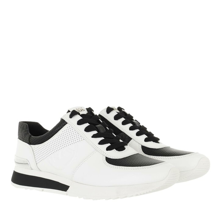shoes, MICHAEL Michael Kors, Allie Trainer Black