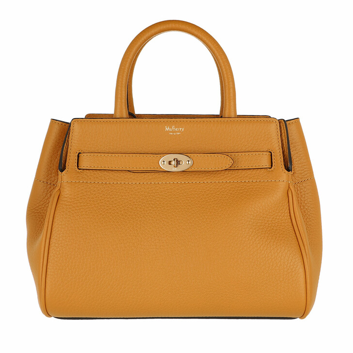 Handtasche, Mulberry, Small Belted Bayswater Deep Amber
