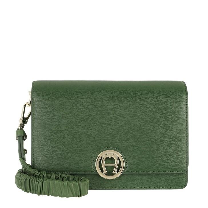 Handtasche, AIGNER, Handle Bag Matcha Green