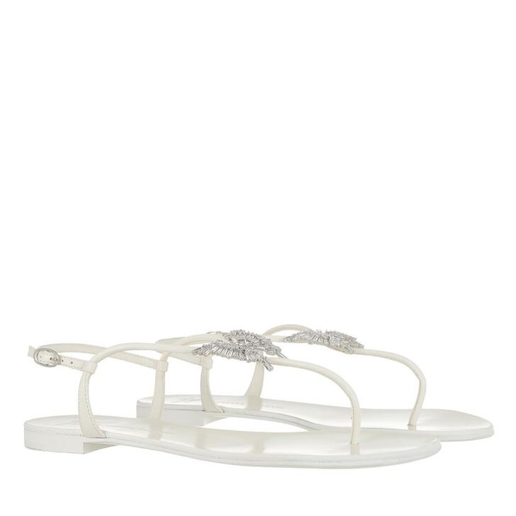Schuh, Giuseppe Zanotti, Karmen Sp0.7 Trianon                               White
