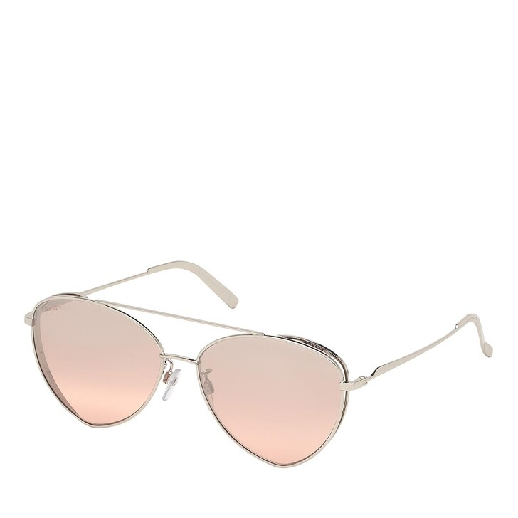 sunglasses, Bally, BY0003-H Shiny Palladium/Gradient