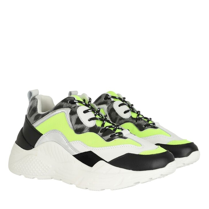 Schuh, Steve Madden, Antonia Sneaker Neon Yellow