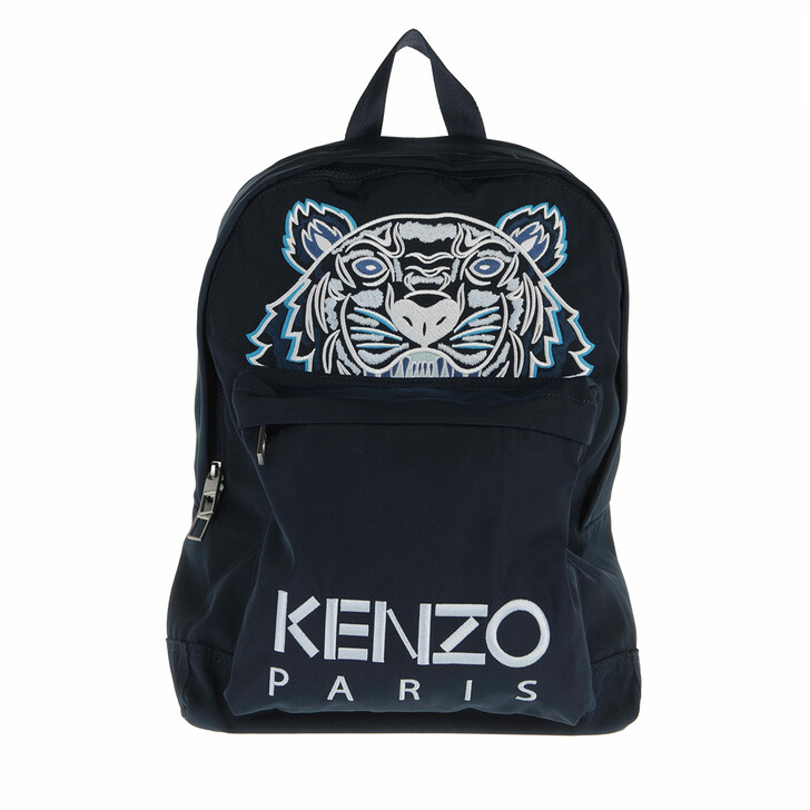 bags, Kenzo, Backpack Midnight Blue